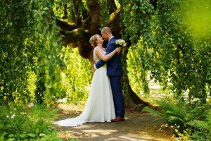 Bijzondere bruiloft in Kalmthout