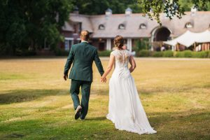 Bruiloft op Landgoed Brakkesteyn in Nijmegen - Angela de Baat Fotografie